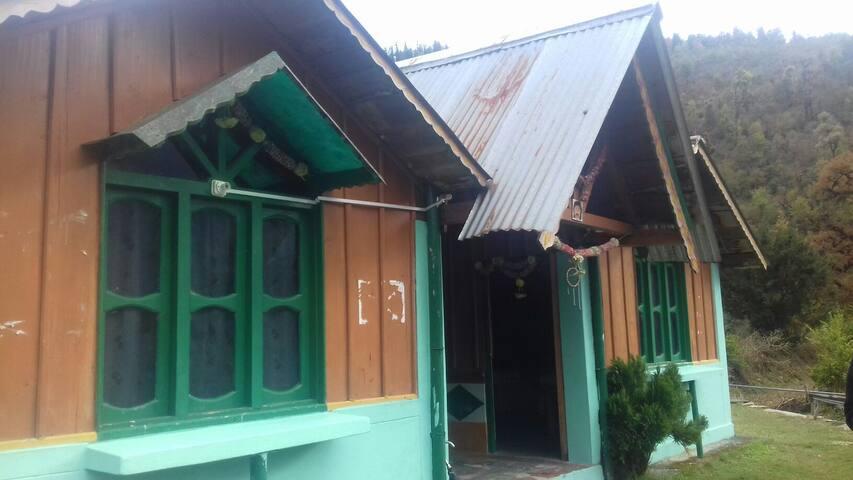 Sangam Cottage Khati Village Kafni Glacier Trek