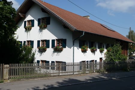 """Raus auf`s Land"" Bed & Breakfast Issing - Bed & Breakfast"