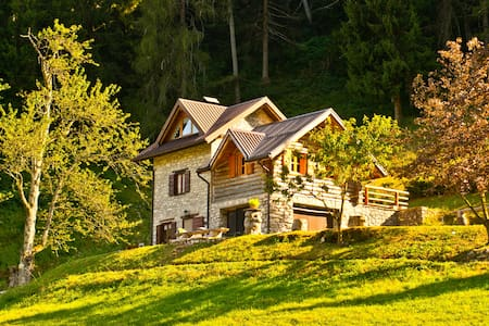 CHALET SURROUNDED BY PURE NATURE - Enego