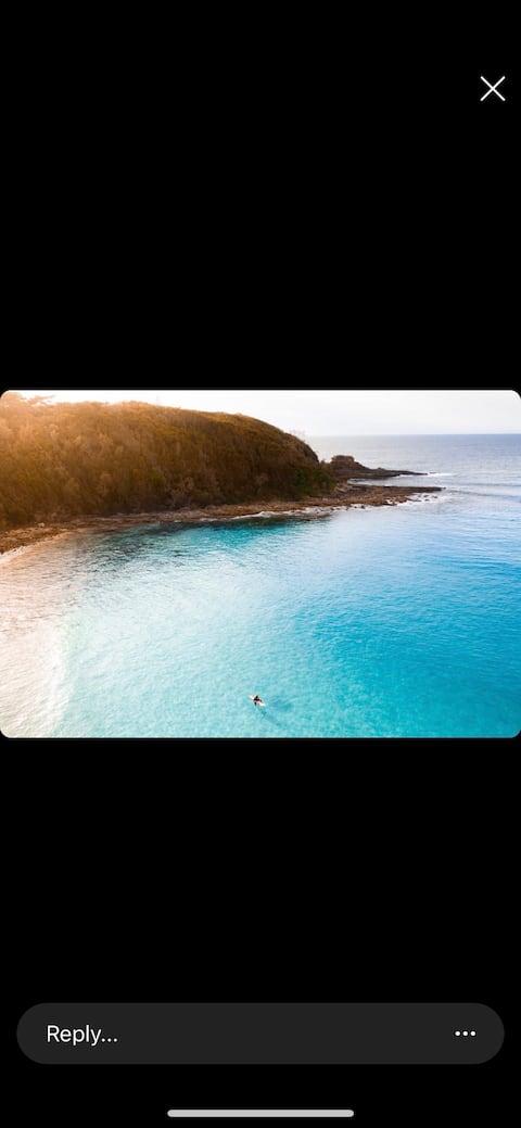 Mollymook beach, paradise living. 🙌