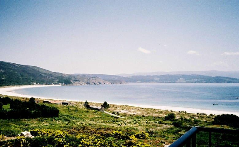 Vista playa desde Urbanizacion
