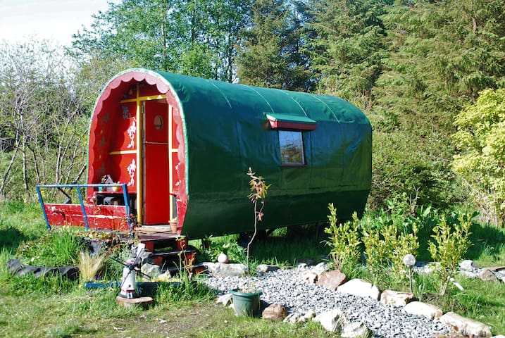 The Wonderly Wagon, cosy and snug all year round - Fintown - Inny