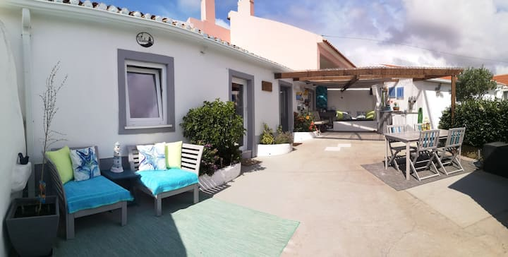 Lighthouse Butterfly home - Guest House Ericeira