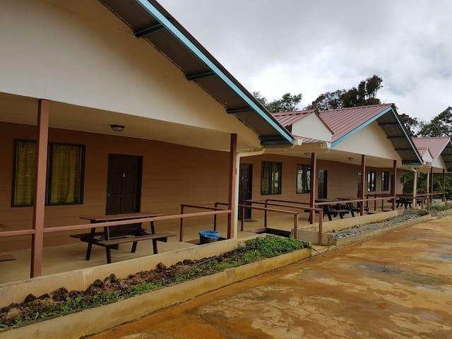 Villa C 121, Mount Kinabalu