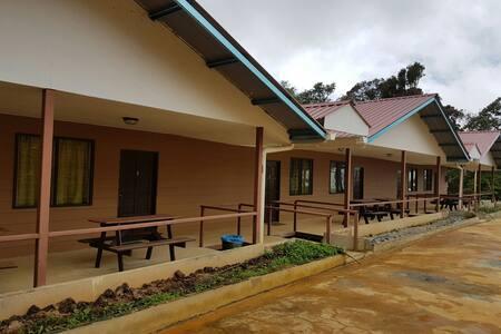 Villa C 121, Mount Kinabalu - Kg Mesilou - Pousada
