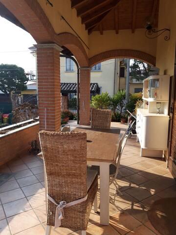 Appartamento in Villa Ambra