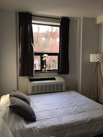Stylish Room fits 3.b - New York - Wohnung