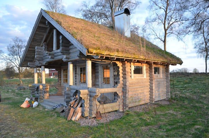 Holmen - Bondarp - Cabaña