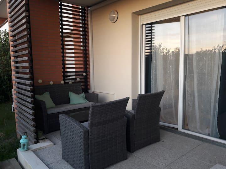 Appartement T3-60m²  Roques sur Garonne 31120
