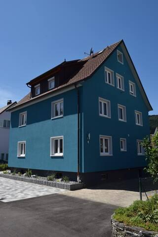Ferienwohnung Völker 3 Zimmer/Küche/Bad - Haslach im Kinzigtal - Kondominium