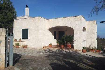 Villa Giulia: tranquilla villa immersa nel verde - Selva di Fasano - Villa