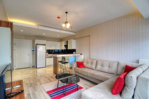 Classy modern residence, 7/24 security,1 bedroom