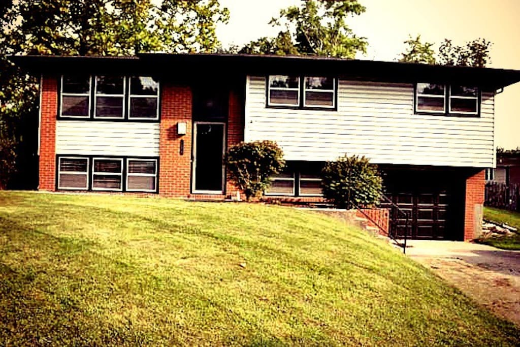 Lots of light close to downtown houses for rent in - Cheap 1 bedroom apartments in columbia mo ...