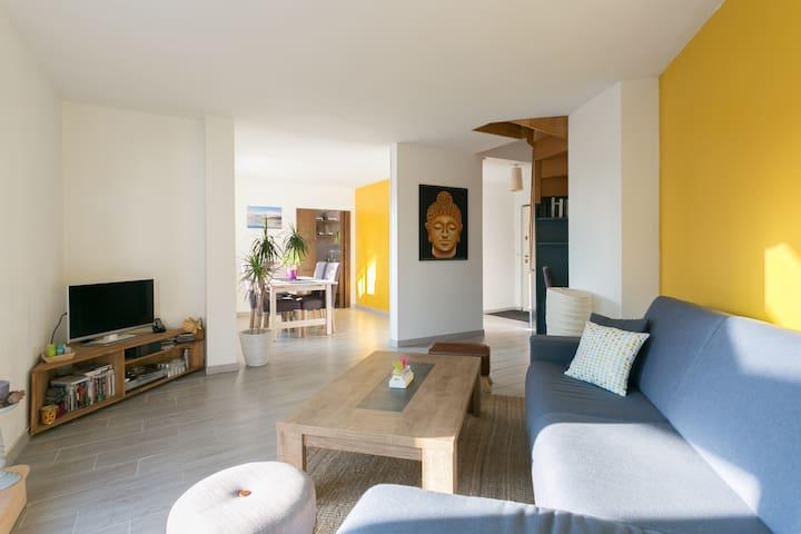 Duplex avec terrasse Disney / Paris - Champs-sur-Marne - Departamento