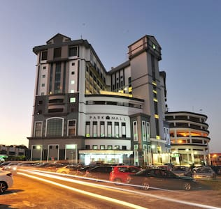 Tutong's Finest Hotel