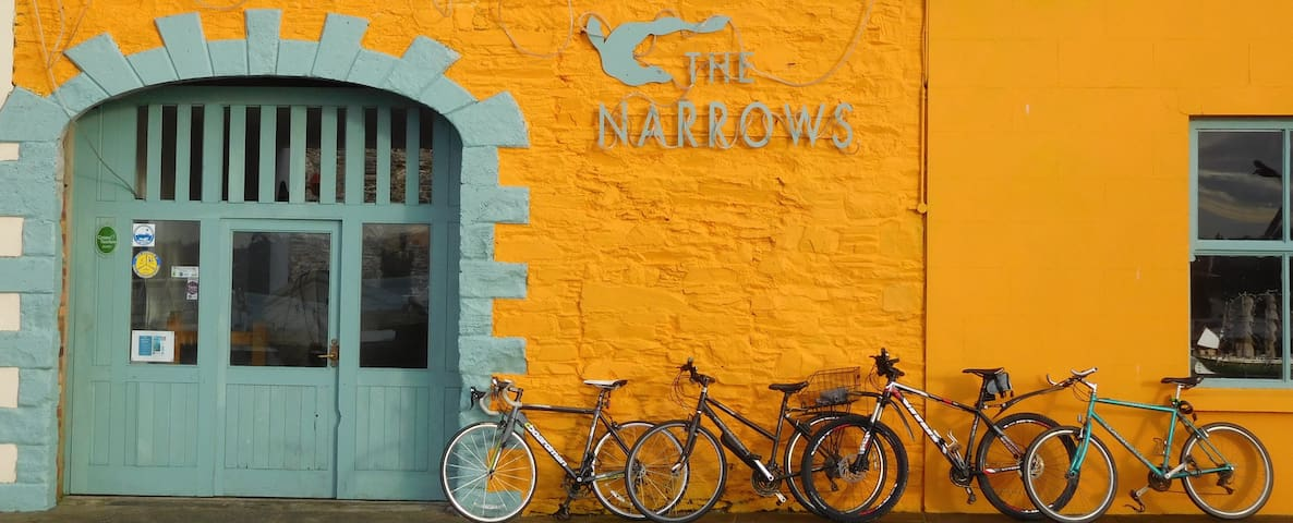 Winterfell Views at The Narrows Social - Portaferry - Bed & Breakfast