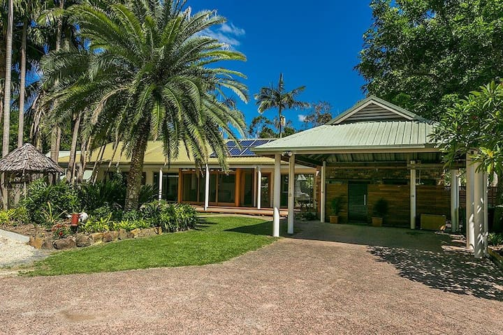 Palm Court - Mullumbimby - Apartment