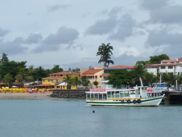 Ambiente familiar, conforto Ilha de Mar Grande 2
