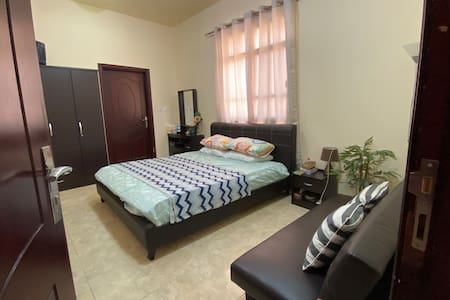 SHARED Clean Studio in Jahili near Megamart Al Ain