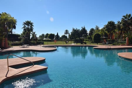 BRAND NEW LUXURIOUS APARTMENT WITH ADALUSIAN CHARM - Estepona, Marbella - 公寓