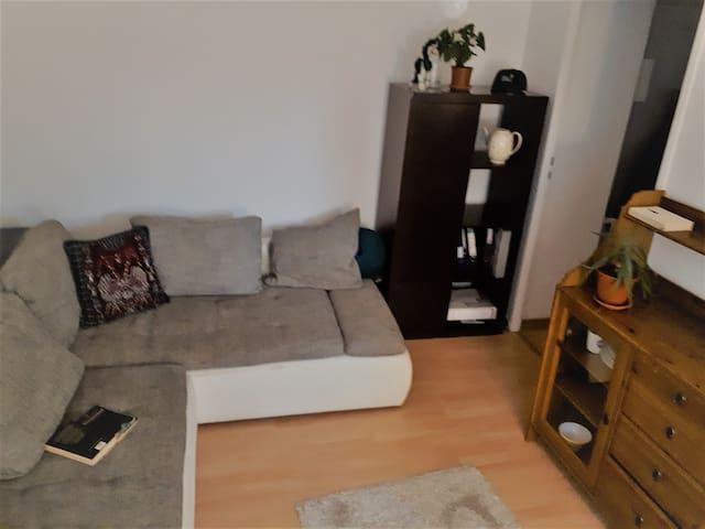 2 Zimmer Wohnung in Connewitz