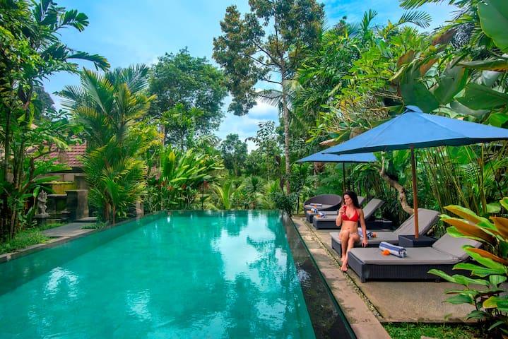#5# 1BR Villa Balinese Hospitality Experience