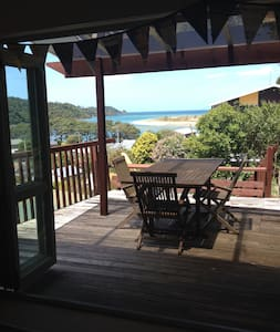 Humble Coastal Nest close to Te Araroa Trail - Ngunguru - Hus