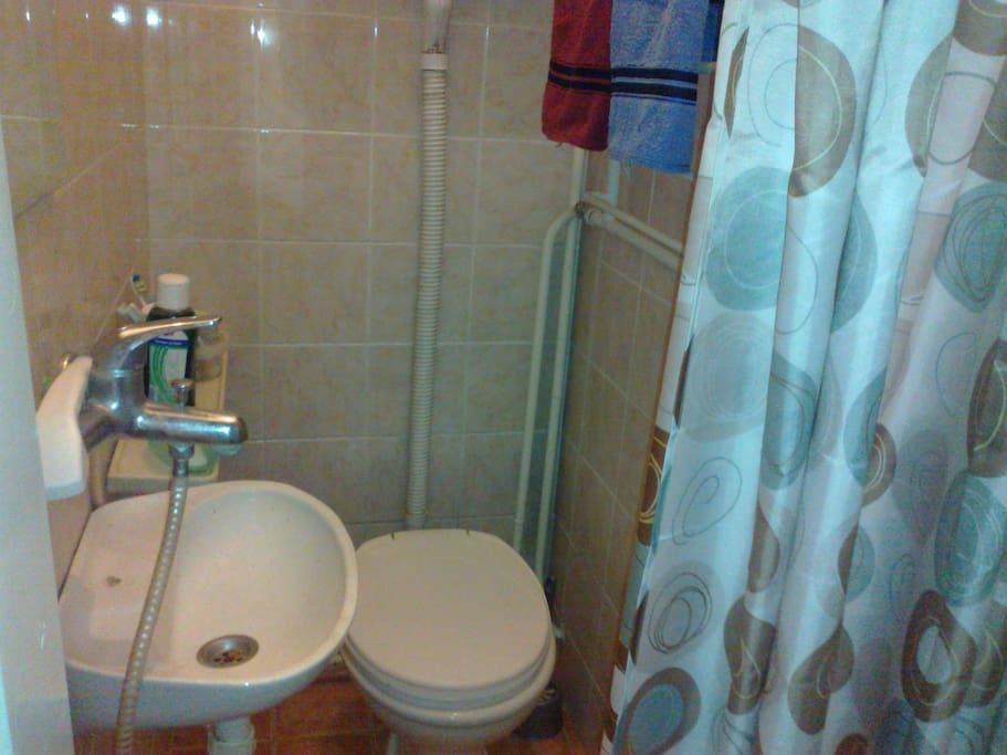 Toalet Shower