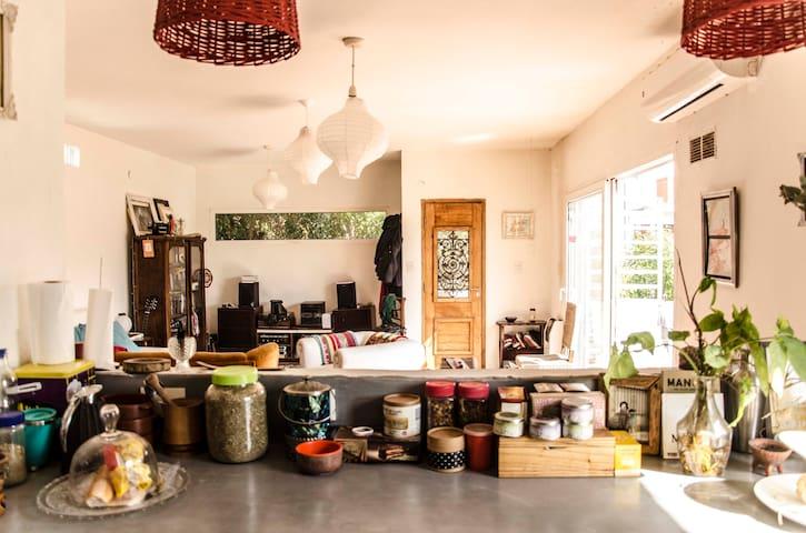 Hermoso Departamento/casa en Olivos con 2 terrazas - Olivos - Haus