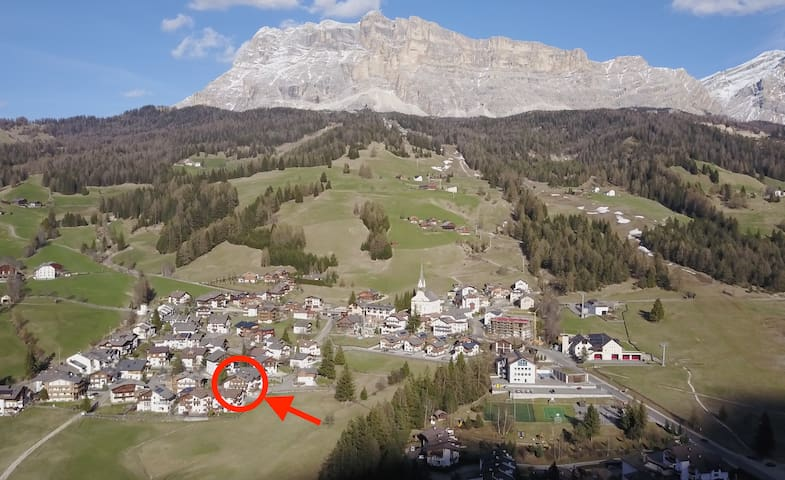 Home at the feet of the Dolomites - Badia - Flat