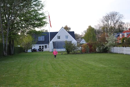 Spacious house (320m2) perfect for family vacation - Daugård - Casa