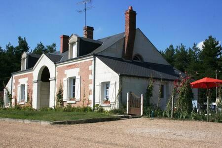 Gîte de l'Aiguille - Thésée - Huis