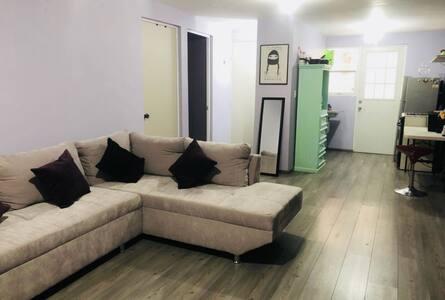 Departamento completo, acogedor, cómodo y privado