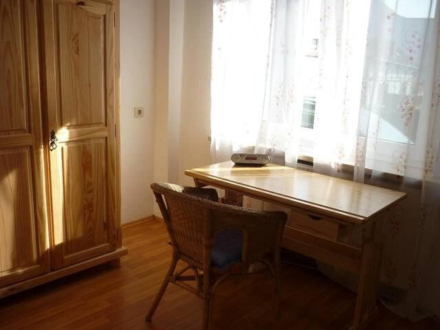 Kleines Apartment zur Einzelnutzung