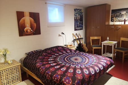 Very nice and cosy studio nearby center LLN.