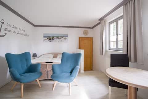 Ferienwohnung Adebar im Haus Seeadler Zinnowitz