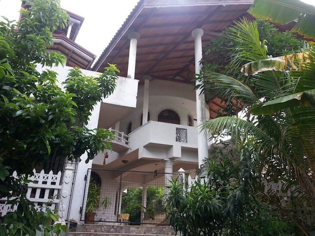 Ran Tharu Residencies in the heart of Colombo