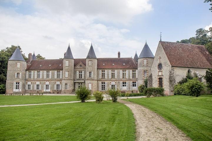 Château de Beaulieu à Pécy en Seine & Marne