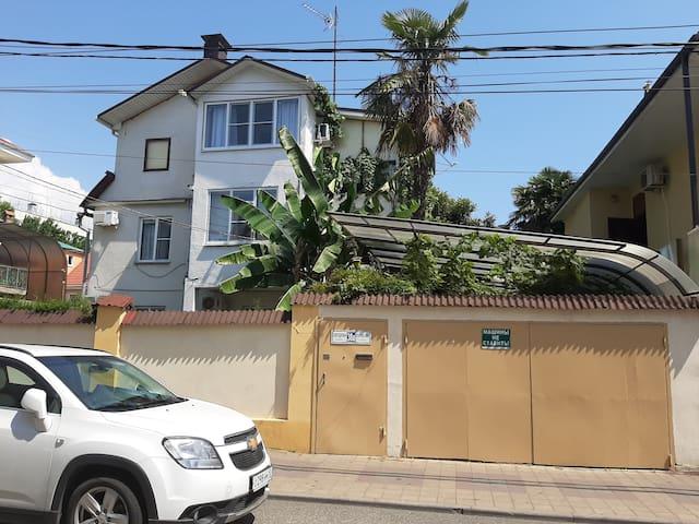 Люкс с Балконом Guest House Jasmine