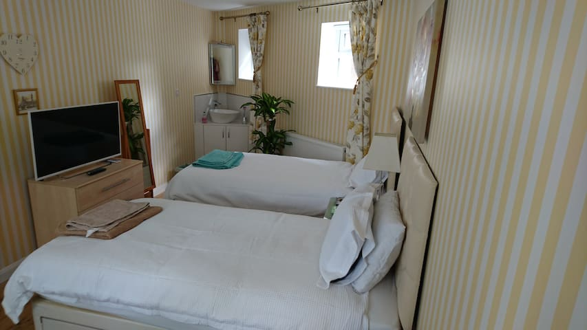 Lovely double room in Wembley with own bathroom - Wembley - Talo