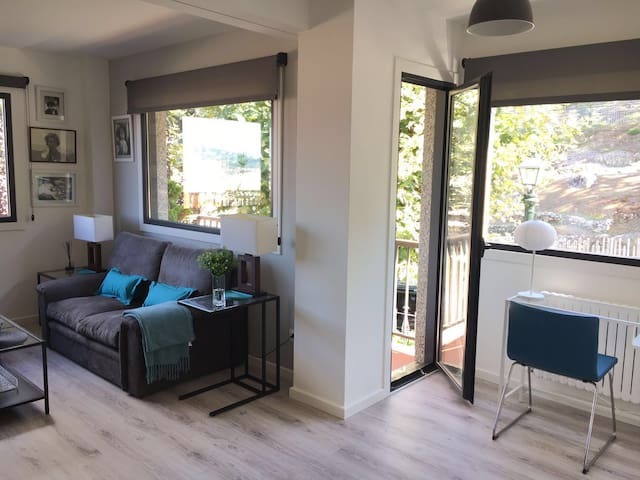 Apartamento acogedor en el corazón de Vigo - Vigo - Apartamento