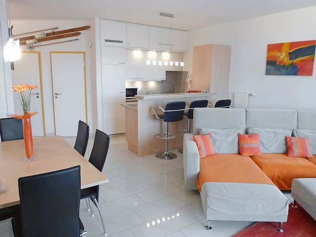 3-room apartment 92 m² Grand-Roc