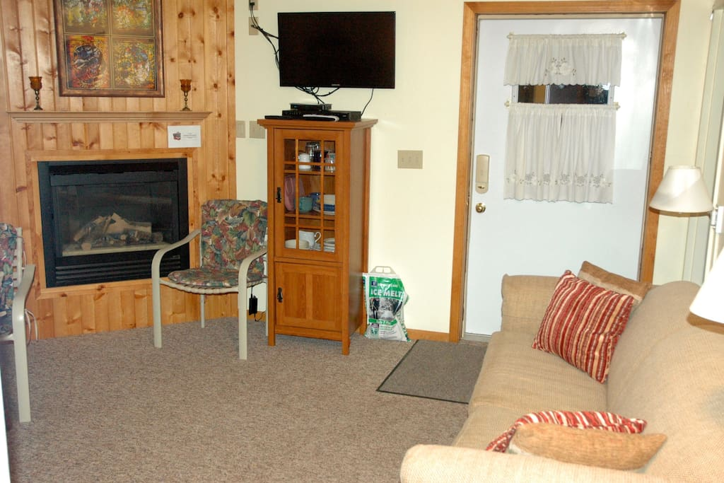 South Unit  Living Area
