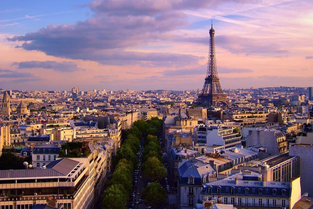 Parigi, foto generica