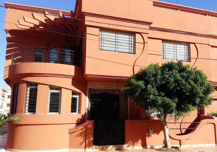 Maison Essafae Saidia Maroc