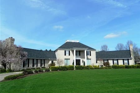 Beautiful 8,500 sq ft house in Wooster - Wooster - Casa