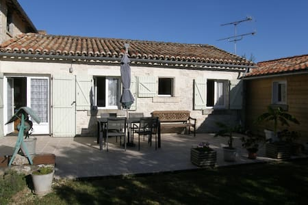 Gîte au coeur du Marais Poitevin - Benet - Talo