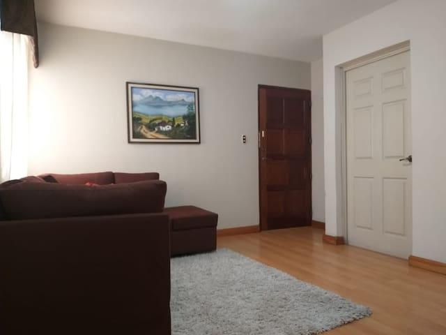 Apartamento Equipado Okland zona 10