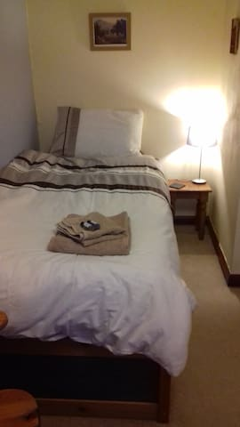 Single room in Ceinws, near Machynlleth, Wales - Ceinws - Maison