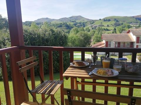 Appartement de vacances au Pays Basque